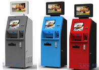Self Servie Ticket Vending Payment Kiosk Machine With UPT , Custom Logo