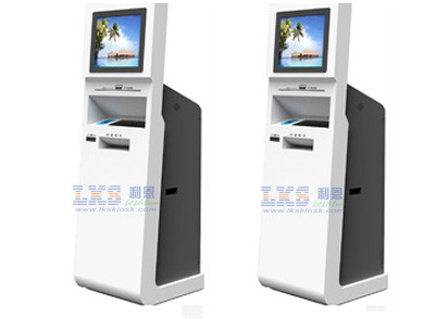 Public Automated Photo Booth Printing Machine Kiosk For Shapping Mall/Interactive Board/Self-service Printing Machine