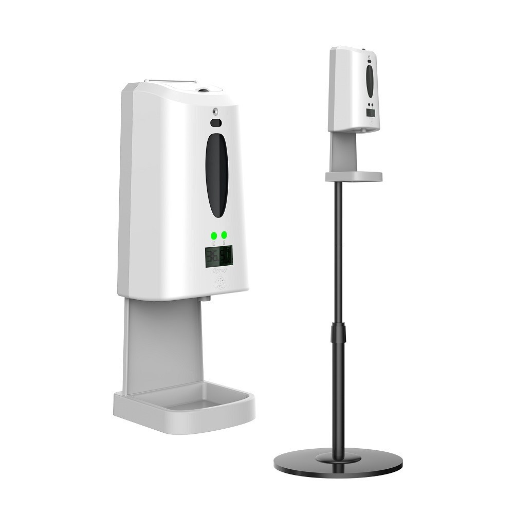 Infrared Sensor Stainless Steel Touchless Liquid Soap Dispenser